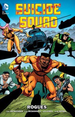 Suicide Squad : rogues. Vol. 03