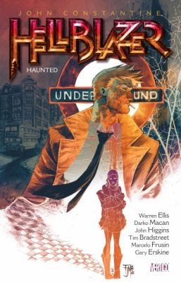 John Constantine, Hellblazer. Vol. 13, Haunted
