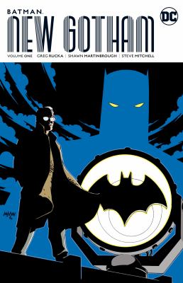 Batman : new Gotham. Vol. 01