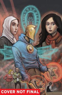 Doctor Fate. Vol.02, Prisoners of the past