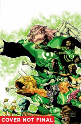 Green Lantern Corps : edge of oblivion