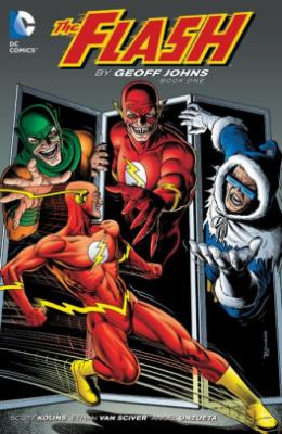 The Flash by Geoff Johns. Issue 164-176