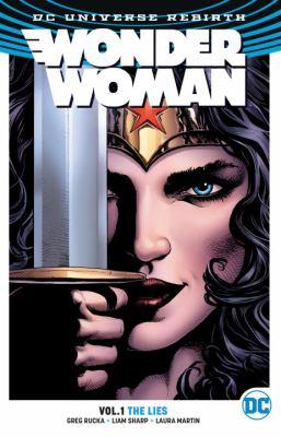 Wonder Woman. Volume 1, The lies
