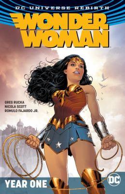 Wonder Woman. Vol. 2, Year one