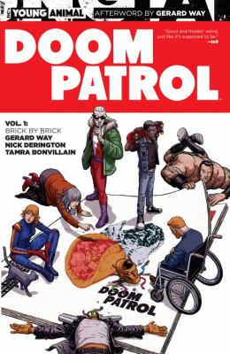 Doom patrol. Vol. 1, Brick by brick