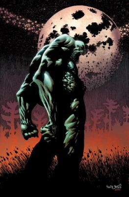 Swamp Thing :  the dead don't sleep