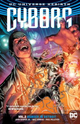 Cyborg. Vol. 02, Danger in Detroit