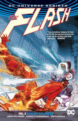 The Flash.  Vol. 3, Rogues reloaded