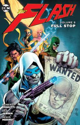 The Flash. Vol. 09, Full stop