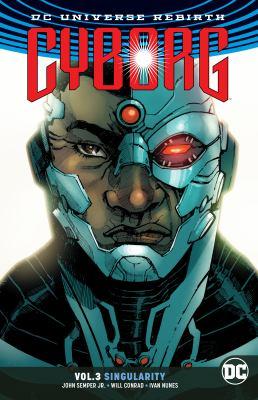 Cyborg. Vol. 03, Singularity