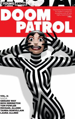 Doom patrol. Vol.02, Nada