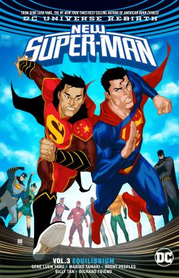 New Super-Man. Vol. 03, Equilibrium