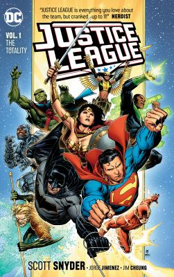 Justice League. Vol 01, The totality