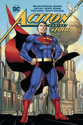 Action Comics #1000, the deluxe edition.