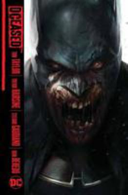 Book cover for DCeased
