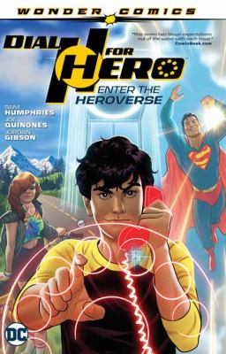 Dial H for Hero 1