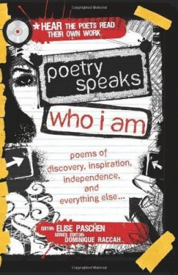 Poetry speaks who I am: poems of discovery, inspiration, independence, and everything else...