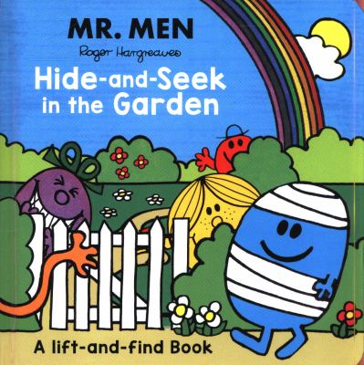 Cover Image for: Hide-and-seek in the garden : a lift-and-find book