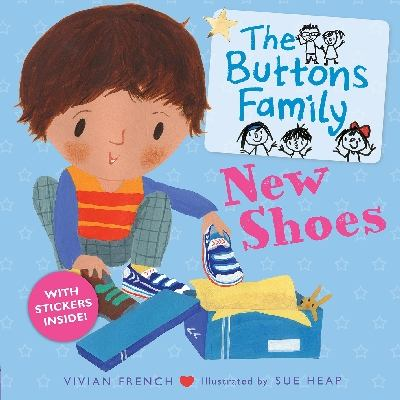 Book cover for New Shoes