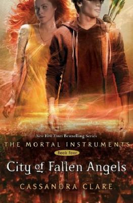 Cover Image for City of Fallen Angels