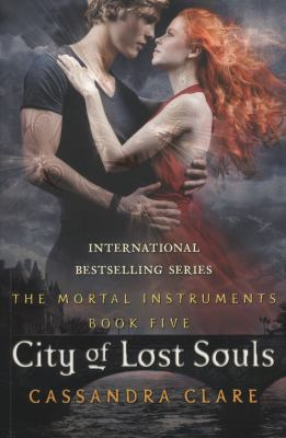 Cover Image for City of Lost Souls