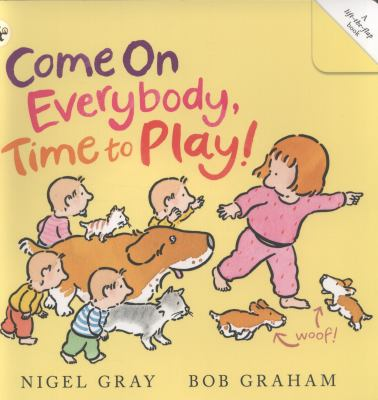 Link to Catalogue record for Come on everybody, time to play!
