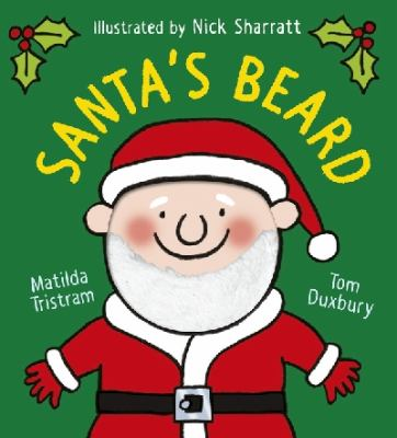 """Book Cover - Santa's Beard"""" title=""""View this item in the library catalogue"""