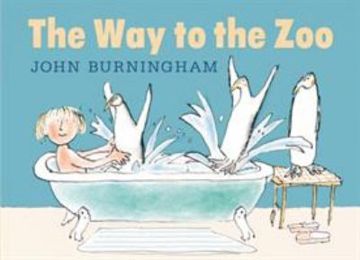 Book Cover of The Way to the Zoo