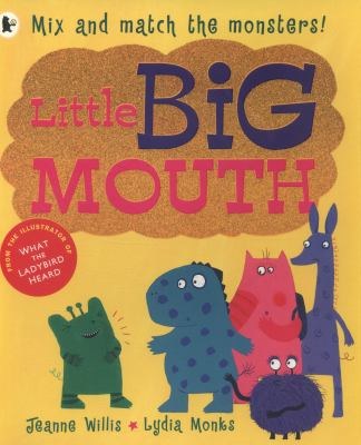 Little big mouth book cover
