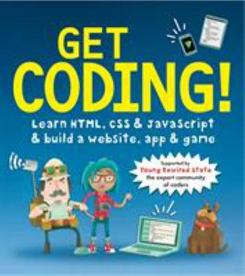 Cover Image for Get coding!