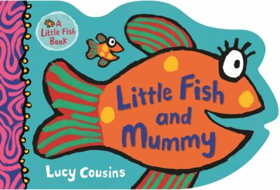 Book cover for Little Fish and mummy