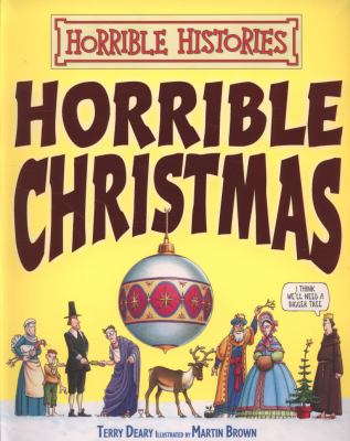Cover Image for Horrible Christmas