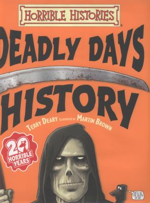 Cover Image for Deadly Days in History