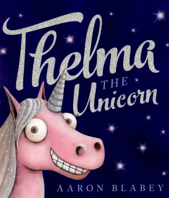 Link to Catalogue record for Thelma the unicorn
