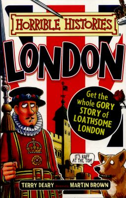 Cover Image for London (Horrible Histories)
