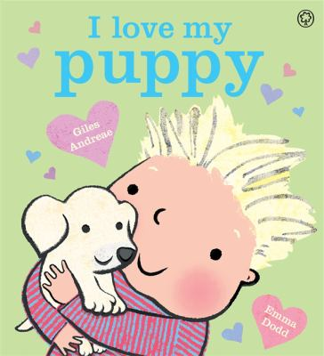 Cover Image for I love my puppy