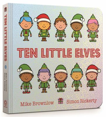 Cover Image for Ten Little Elves