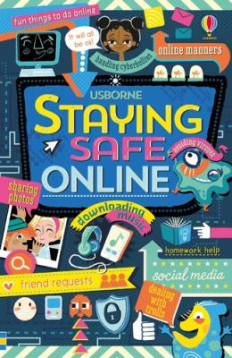 Cover Image for Staying safe online