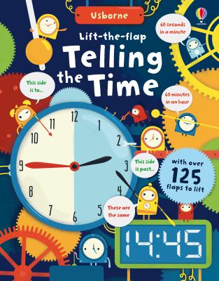 Link to Catalogue record for Telling the Time