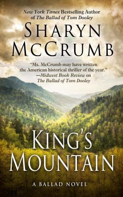 King's mountain : a ballad novel