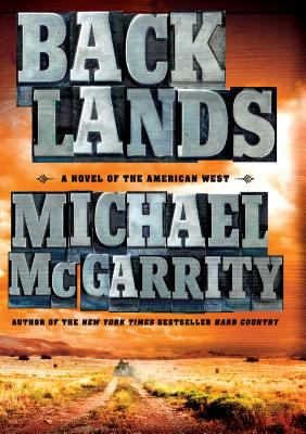 Backlands : a novel of the American west