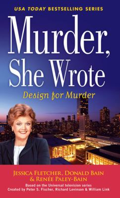 Murder, she wrote : design for murder : a murder, she wrote mystery