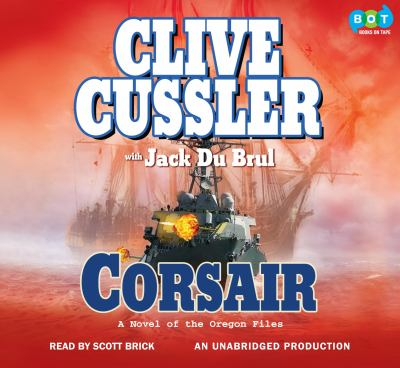 Corsair a Novel of the Oregon Files