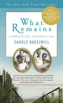What remains: a memoir of fate, friendship & love