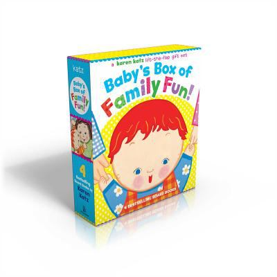 Baby's Box of Family Fun! :  Where Is Baby's Mommy?/ Daddy and Me/ Grandpa and Me/ Grandma and Me