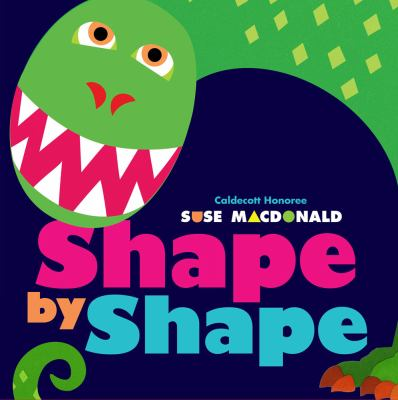 Link to Catalogue record for SHAPE BY SHAPE