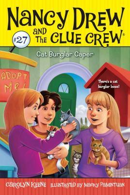 Cat burglar caper