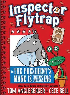 The president's mane is missing