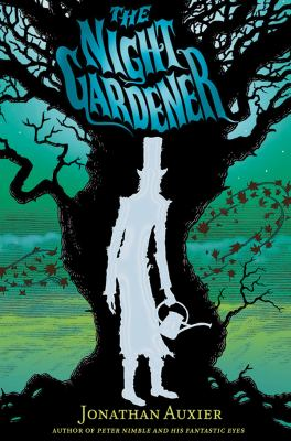 The night gardener : a scary story
