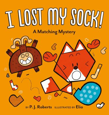 I lost my sock! : a matching mystery
